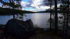Upea luontovideo: Inarinjärvi, elokuu 2013.  #Luonto  #Kajakki  #Melonta  #Suomi