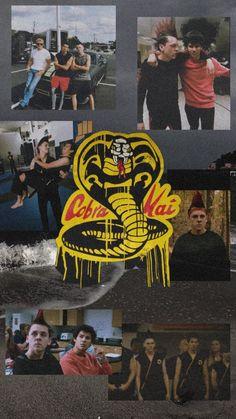 The Karate Kid 1984, Karate Kid Cobra Kai, Movies Showing, Movies And Tv Shows, Ken Anime, Cobra Kai Wallpaper, Cobra Kai Dojo, Jacob Bertrand, Miguel Diaz