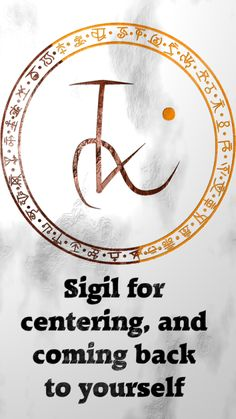Sigil for centering, and coming back to yourselfSigil requests are closed.  For more of my sigils go here:  https://docs.google.com/spreadsheets/d/1m9vUCQcK8uX8O8yRoSHMkM9kKydBukSTKpO1OdWwCF0/edit?usp=sharing