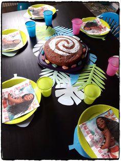 Anniversaire Vaiana (thème tropical) 7 ans Ashley – Mes humeurs créatives by Flo