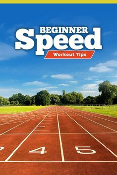 Speed workouts for beginners - running tips to get faster and blast fat without injury