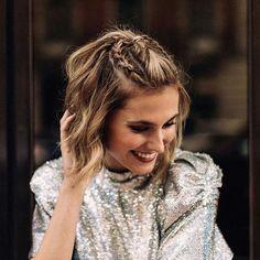 Confirmado, las trenzas seguirán siendo tendencia esta temporada @ereaazurmendi #disoñandobodas #disoñando #wedding #bride #bodas #invitadas #guest #style #estilo #fashion #dress #trenza #hairstyle #tendencia #peinado #love
