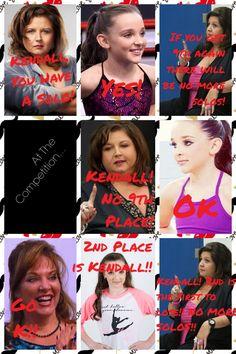 Dance moms Comic!! Credit to abby keegan!!☀️