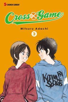 Cross Game, Vol. 3 by Mitsuri Adachi