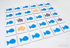 Don't Wake the shark, fun twist on memory matching game