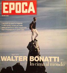 """@coseinvisibili """"Nessun mortale è mai salito oltre gli ultimi boschi"""" #Leucò/22/Osare 1/Walter Bonatti"""