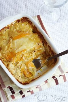 """Funeral Potatoes Recipes   ...   Mormons and funeral potatoes are kindred spirits…but why?! Sure, they're quick and easy, but why settle for frozen hash browns and a can of soup? Here are some recipes for """"funeral potatoes"""" that will have you going back for seconds (and thirds. Okay, and fourths.).   ...   from LDS Living"""