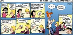 Instant picture! – Zits Cartoon for Apr/06/2014