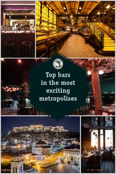 Looking for the best bars in your favourite city? In our Liquid City Guides we introduce you to our top bar recommendations in your town. Cool Bars, City, Tips, Cities