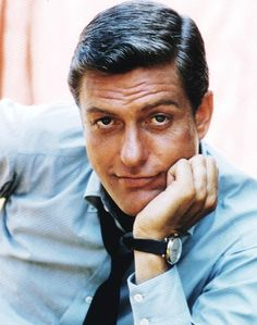 Dapper, talented and funny as hell -  Dick Van Dyke