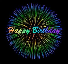 find best Happy Birthday Gif, Funny Happy Birthday Gif, Dance Happy Birthday Gif for you. Use these Happy Birthday Gif to wish your Friends Happy Birthday Fireworks, Happy Birthday Gif Images, Happy Birthday Rainbow, Happy Birthday Video, Happy Birthday Wishes Cards, Birthday Songs, Happy Birthday Funny, Birthday Gifs, Card Birthday