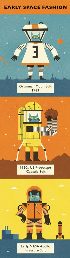 Professor Astro Cat's Frontiers of Space: Imaginative and Illuminating Children's Book Tickles Our Zest for the Cosmos by Dominic Walliman   Brain Pickings #Books #Kids #Astronomy #Space