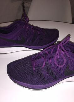 new style a1902 124ab Baskets Nike Flyknit Trainer Violet