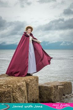 Amy Nichole Church Cliff sea wall Lyme Regis www.jauntwithjane.com