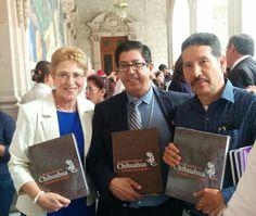 PRESENTAN LIBRO DE LA BIODIVERSIDAD DEL ESTADO DE CHIHUAHUA