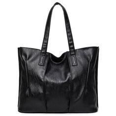 8f3ad8c1ef96 Bolsa Feminina Grande Handbag 2017 New Fashion Women Bag Brand Women  Leather Handbags Woman Large Shoulder Bags Casual Tote Bag