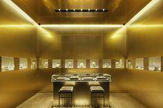 Dolce & Gabbana Aoyama | WORKS - CURIOSITY - キュリオシティ -