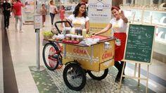 Feira de bike food