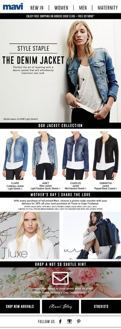 Master The Art of Layering With Winter Denim Jackets Denim Jackets, My Man, Layering, Maternity, Vest, Winter, Model, Shopping, Collection