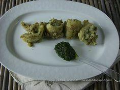 Involtini di Cernia in Salsa Verde