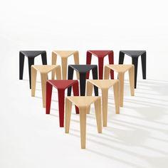 Ply stool - Lievore Altherr Molina - Arper