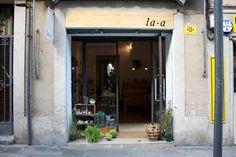 La-a – Shopikon Barcelona