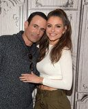 Maria Menounos's Engagement Ring Is Just as Crazy-Big as Her Proposal Story