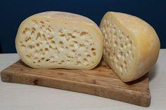 domowy ser z dziurami Polish Recipes, Saveur, Good Food, Food And Drink, Dairy, Healthy Recipes, Bread, Cheese, Homemade
