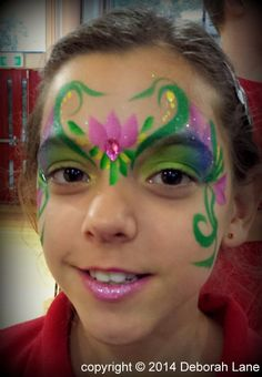 Face or body p... Frozen Face Painting Anna ...