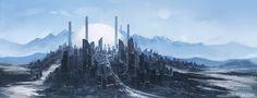Dome City by ~Ishutani on deviantART