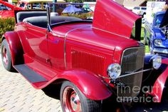 1931 Ford With Rumble Seat - Mary Deal