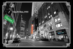 Tulsa OK. Skyline Pictures for Sale – Tulsa stock photography Photography Degree, Senior Portrait Photography, Image Photography, Fine Art Photography, Pictures For Sale, Night Pictures, Art Deco Pictures, Canvas Pictures, Skyline Image