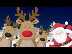 Rudolf el reno - Cuentos de Navidad - Cuentos cortos para niños - YouTube