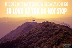 Keep moving forward because that #mountain or trail isn't going anywhere:)