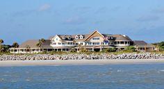Island House | Seabrook Island, South Carolina Seabrook Island, Little Island, Chateaus, Charleston Sc, My Dream Home, South Carolina, Castles, Places To Travel, Villa