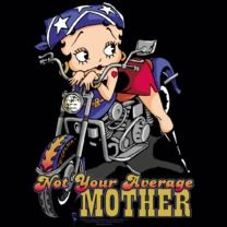 #bettyboop #popfunk  http://www.popfunk.com/mens-tees/betty-boop/boop-not-your-average-mother.html