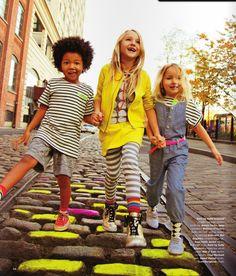 Petit by Sofie Schnoor featured in Earnshaws Magazine Dec. 2013 #kids #fashion