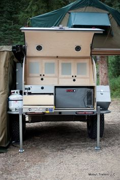 Moby1 expedition trailers take camping off-road pic 3