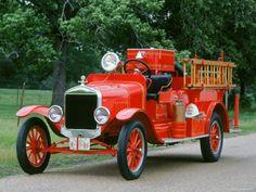 1927 Ford TT Fire Truck