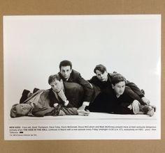 Kids In The Hall HBO Press Photo Dave Foley Scott Thompson Bruce McCulloch '90s in Black & White | eBay