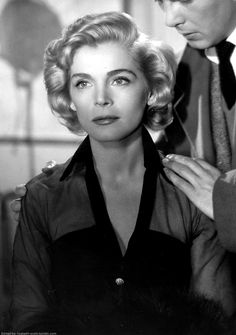 lizabeth-scott:  Lizabeth Scott in The Racket, 1951