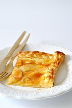 RECETA EXPRÉS: TARTA DE MANZANA - My CMS Manzanita, Allrecipes, Macaroni And Cheese, Cake Recipes, Brunch, Bakery, Tan Solo, Food And Drink, Pizza