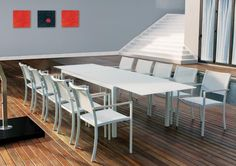 Alusion outdoor dining #furniture