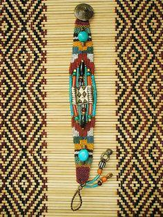 ~ weaving bracelet ~ | Flickr - Photo Sharing!
