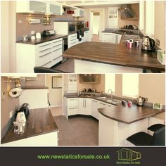 With a kitchen fit for a ‪#‎masterchef‬!  The Ridgewood is a ‪#‎lodge‬ that will appeal to those who love to cook! Details:http://www.newstaticsforsale.co.uk/new-lodges-for-sale/willerby-lodges/ridgewood-leisure-lodge.html