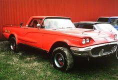 4wd T-bird -58 pick up with a 383 stroker