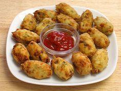 Potato Paneer Tots | Manjula's Kitchen | Indian Vegetarian Recipes | Cooking Videos