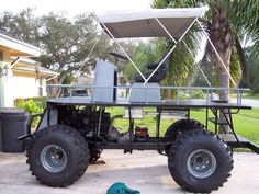 Swamp Buggies & Southern Airboats   Southern Airboat Member