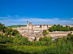 Urbino among the Italy's Most Stunning Hilltop Towns   Le Marche another Italy   Scoop.it