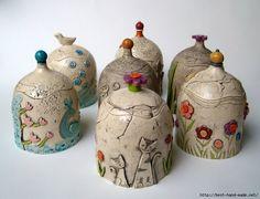 Глиняное рукоделие от Tika, Словения. Мастер-класс изготовления кошки и эльфа из глины